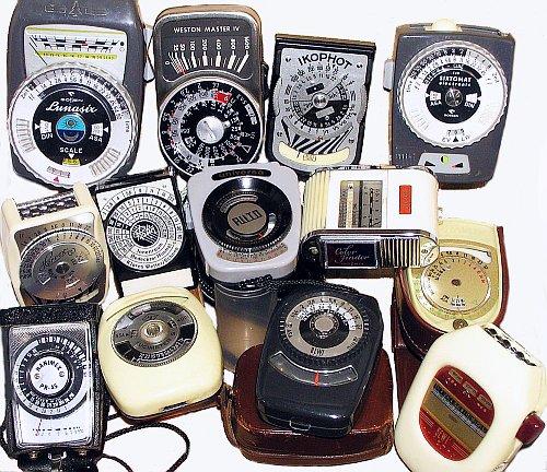 Leica Belichtungsmesser Foto & Camcorder Das Beste Gossen Ombrux F