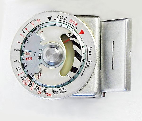 Foto & Camcorder Gossen Sixon Color Finder Belichtungsmesser Lichtmesser Light Meter Attraktives Aussehen