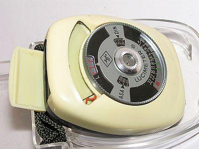 Belichtungsmesser Foto & Camcorder 100% QualitäT Alter Belichtungsmesser Agfa Lucimeter S