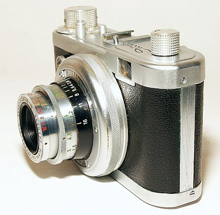 Konstruktiv Dacora Digna Kamerawerk Mit Ledertasche Foto & Camcorder